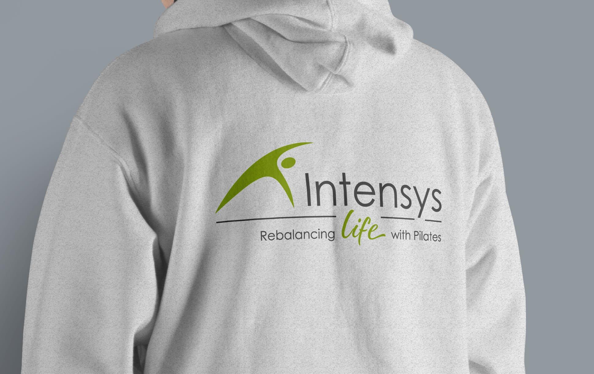 Logo design for Intensys Life