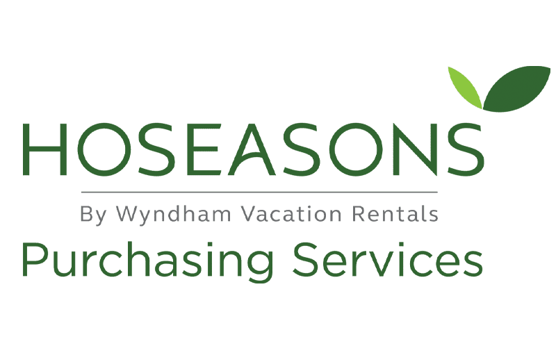 A division of Hoseasons, focussed on saving money on all procurement for all Hoseason's parks
