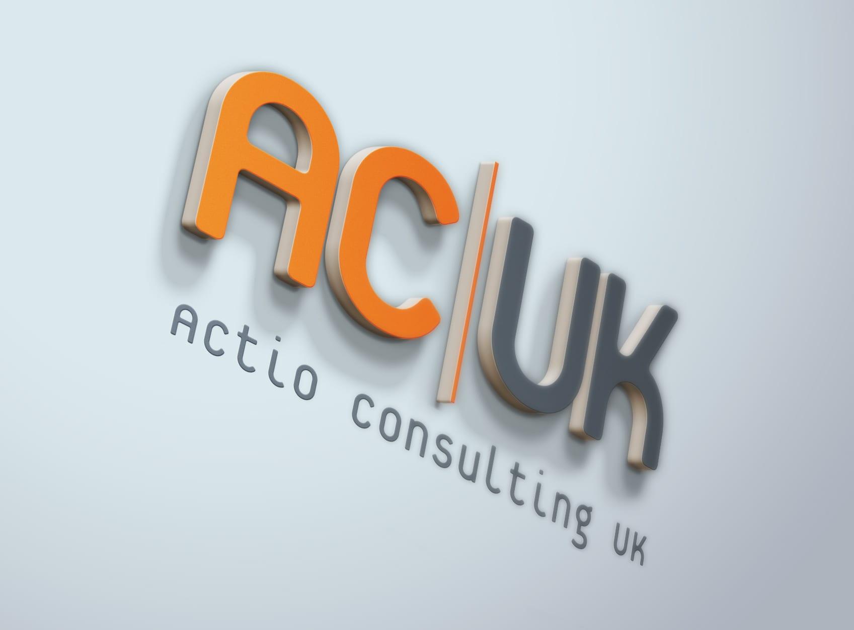 Logo design for Actio Consulting
