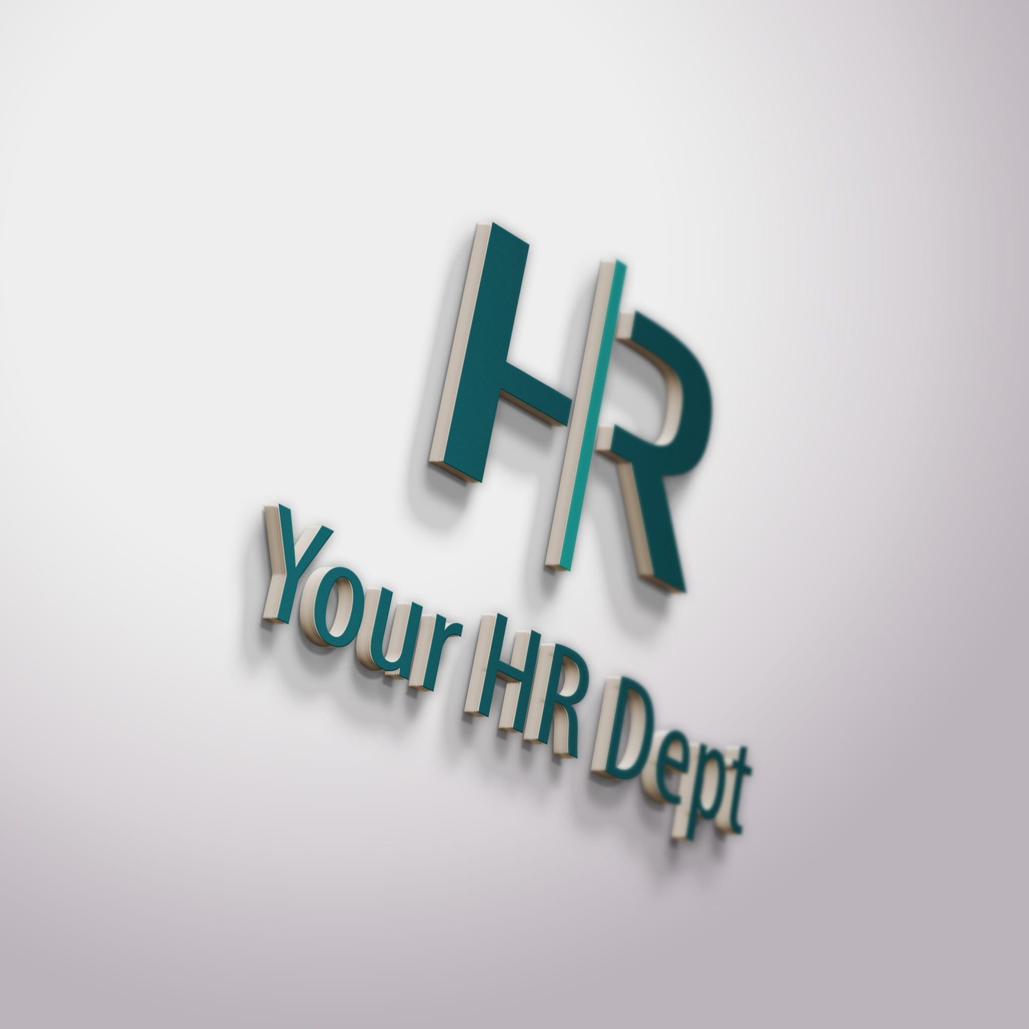 Logo design for Your HR Dept