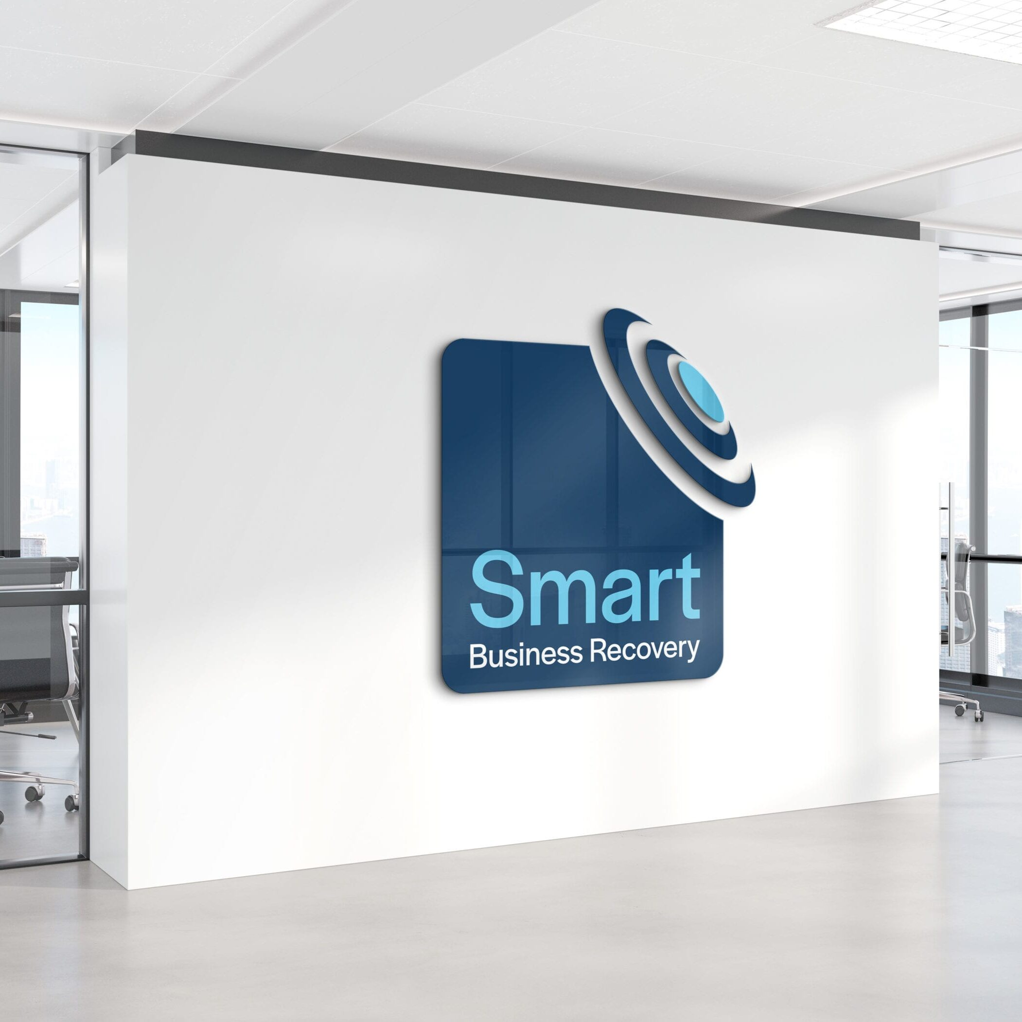 Logo design for Smart Business Recovery